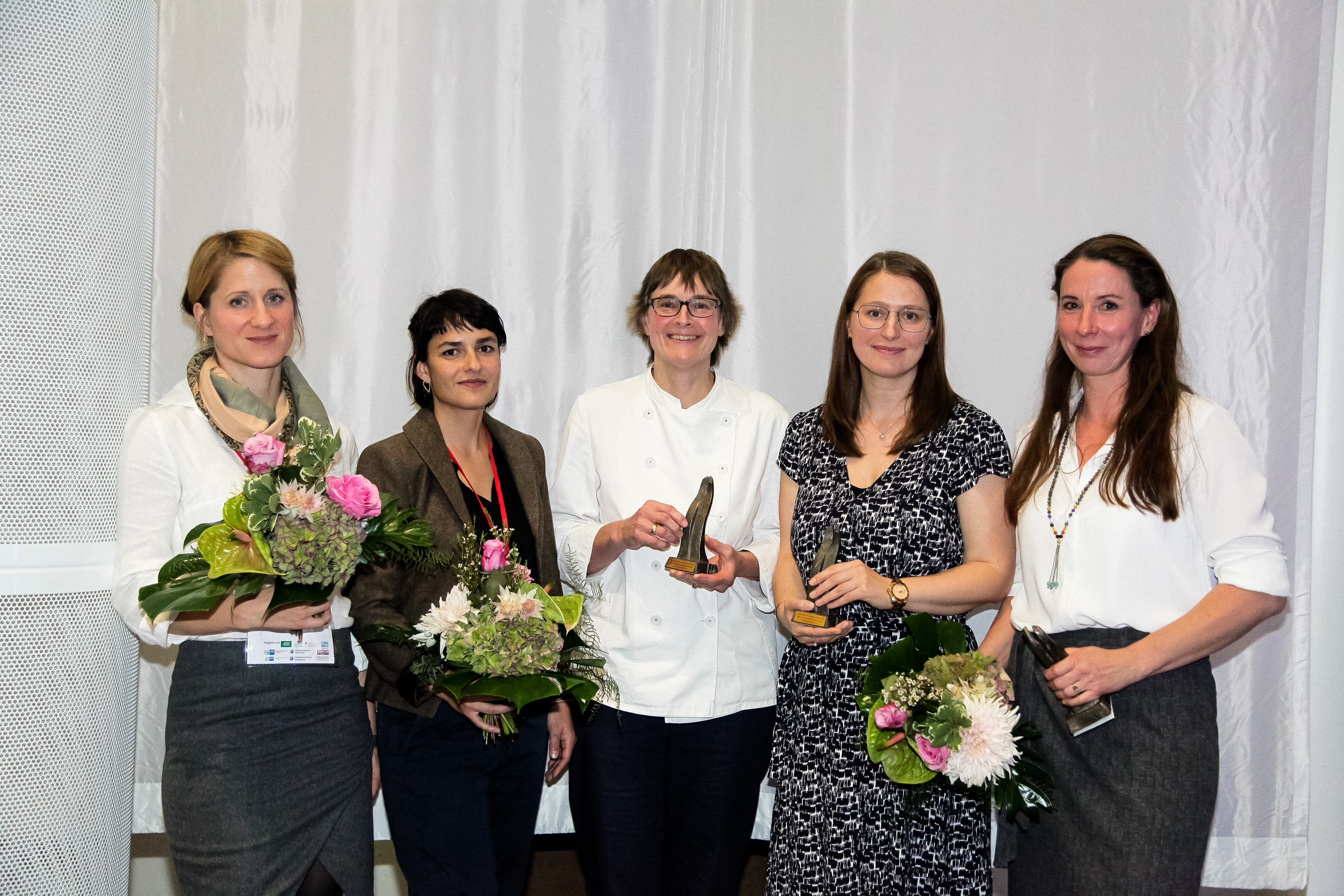 Gewinnerinnen Unternehmerinnenpreise 2019